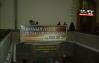 Пример размещения рекламы на Казанском вокзале, крытый перрон, лайт-бокс 3х1м
