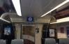 Реклама в поездах Аэроэкспресс
